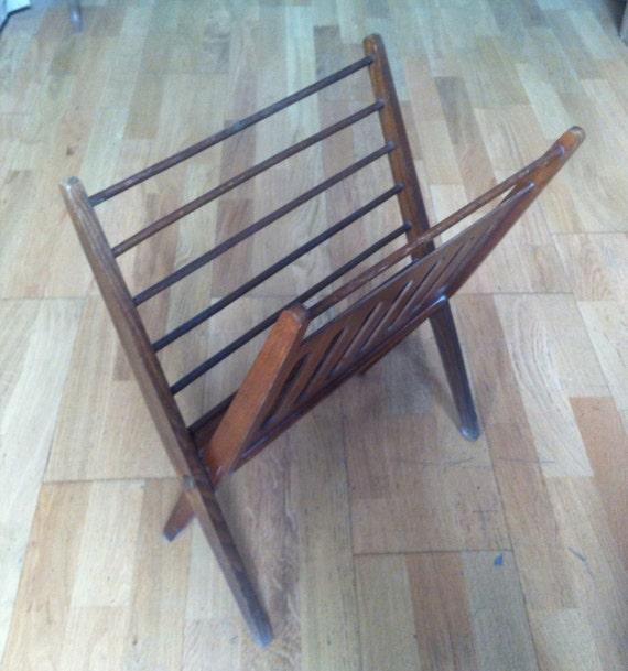porte revues cees braakman scandinave vintage ann es 50 60s. Black Bedroom Furniture Sets. Home Design Ideas