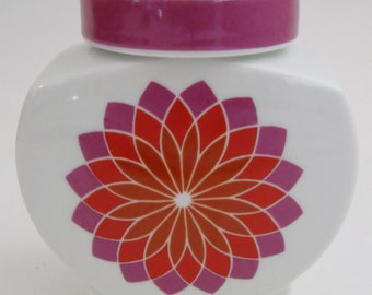 Melitta Porcelain Jar with Lid