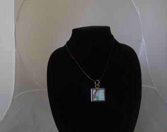 Beach theme necklace