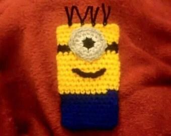 Minion phone sock!