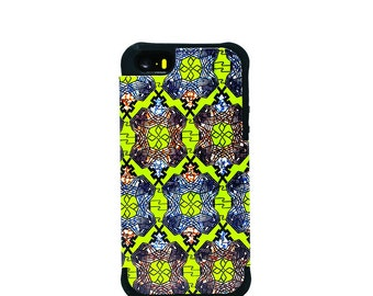 ankara style iphone 5 cases