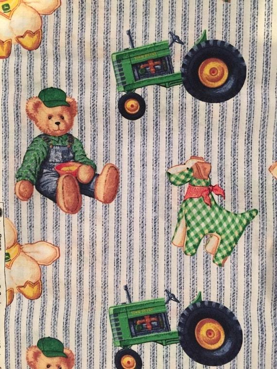 John Deere Teddy Bears : John deere tractors and teddy bears cm by sayitsew