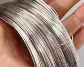 Sterling Silver Wire,18 20 26 gauge,925,Jewelry Making Wire, Wholesale