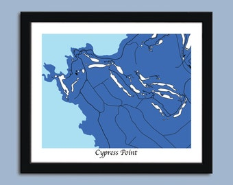 Cypress Point Golf Course, Golf Gift
