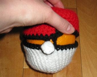 Pokémon Pokéball Apple Fruit Cozy