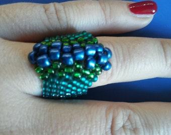anello perline
