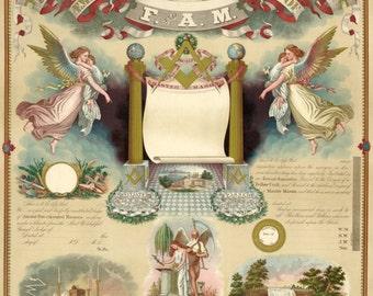 Masonic Record
