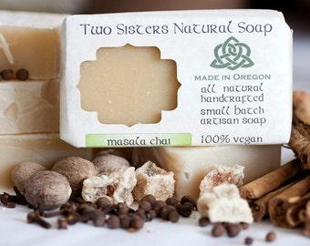 Masala Chai Soap Bar, 4.5 oz