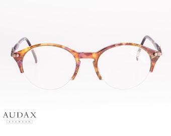 b71b5c26e1 Vintage Silhouette M 1408 c 3280   oval half rimless ladies glasses frames    multicolour frames