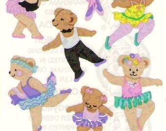 Sandylion Ballet Teddy Bears