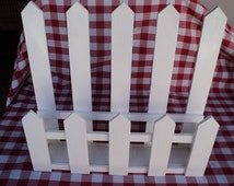 Popular Items For Picket Fence On Etsy
