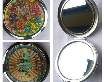 Thai Pocket Mirrors