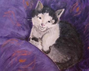 Paint chat