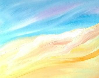 Dune Pilat in summer
