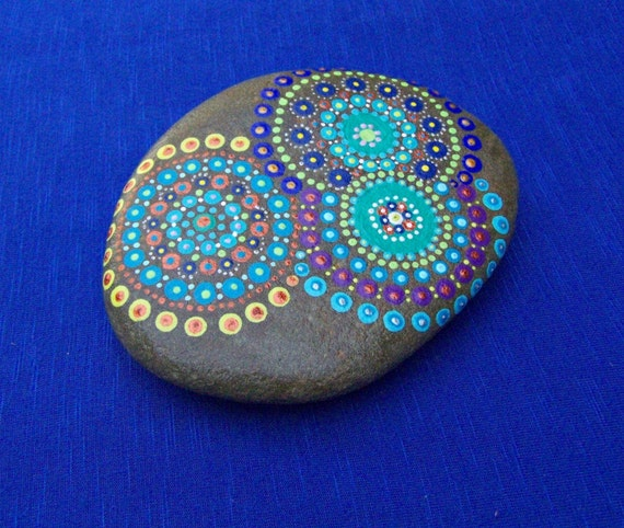 Hand Painted Stones For Sale