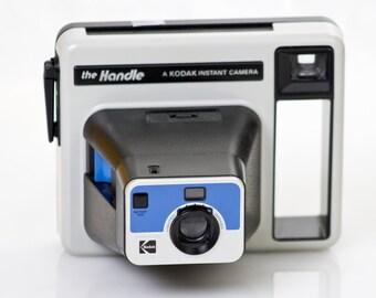 "Kodak ""The Handle"" Instant Camera with Box"