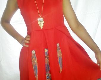 Ashina Jacobsen Heritage  dress