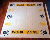 Work Zone Activity Mat