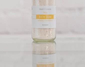Baby Bath Soak