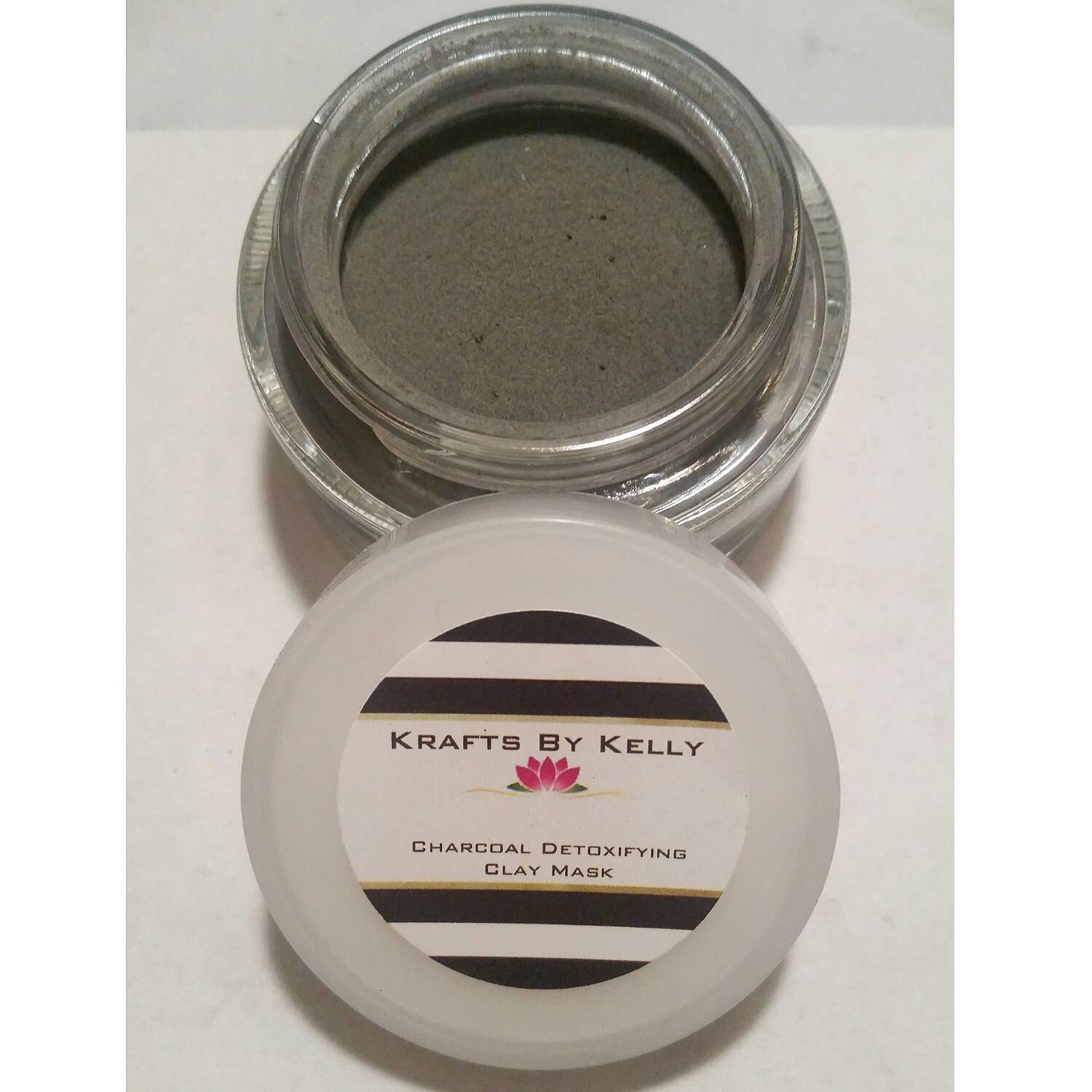 Bentonite Clay And Activated Charcoal Face Mask: Charcoal Mask Clay Mask Face Mask By ShopKraftsByKelly On Etsy
