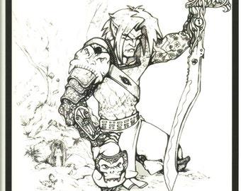Beast Warrior