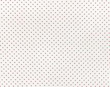 White Peony Essential Dots by Moda Fabrics - 8654 69