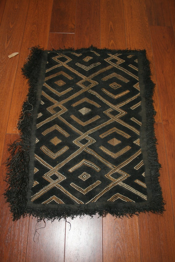 African tribal house mat for Tribal house