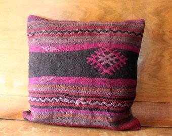 Handmade Kilim Cushion Cover Coussin Kussen Decorative Pillow