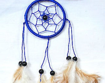Catcher dream sensor of dreams Dreamcatcher Dream Catcher catcher blue trap