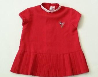 Terlenka little dress size 74