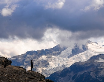 Standing on a Precipice
