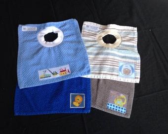 Infant Boy Bib Set