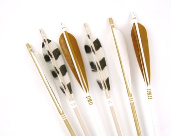 Gold Arrows Set of 3