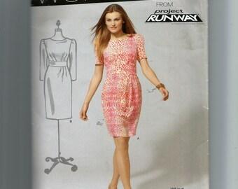 New Look Dress Pattern 0391