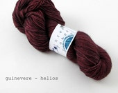 guinevere - helios fingering weight (dyed to order, IN stock)