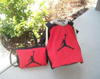 New Custom Made Michael Jordan Jumpman Crib By