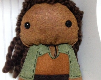 Zoe Washburne inspired by the Firefly tv series