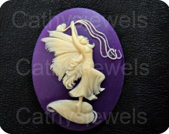 Dancing Fairy Portrait Cameo 40x30