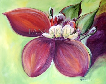 728 FLOWER 8x10 Limited Edition Print