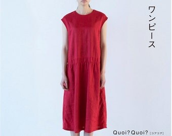 Quoi Quoi Dresses Japanese Craft Book