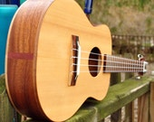 Tenor Ukulele - Spruce top - made to order