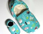 Sushi Adult Slippers (with matching baby if you'd like!)