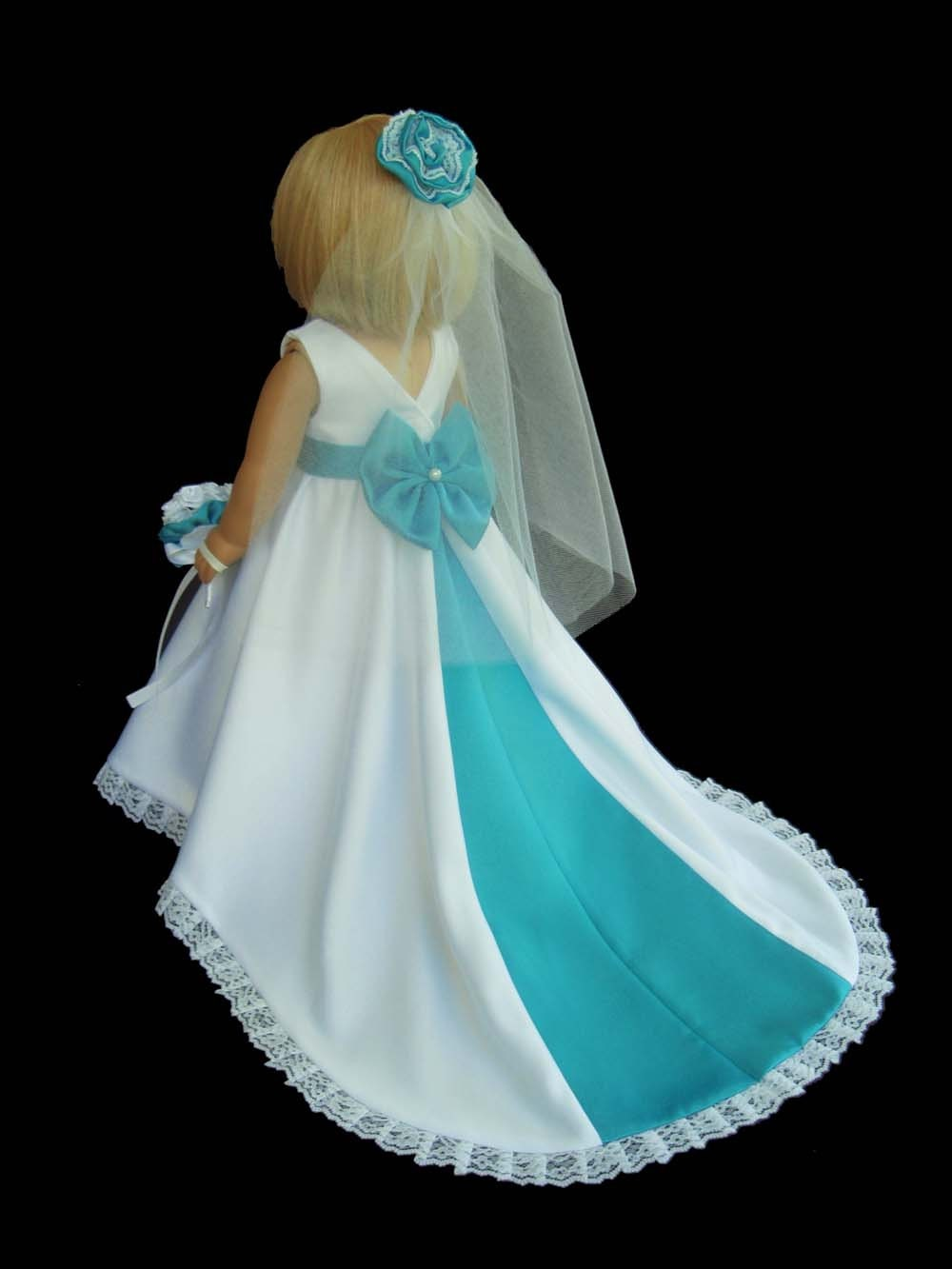 301 moved permanently for American girl wedding dress
