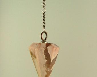 Marble Jasper Pendulum-924