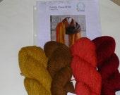 Yarn Clearance - O'Wool Livezey House Wrap Kit (Pattern and Yarn)