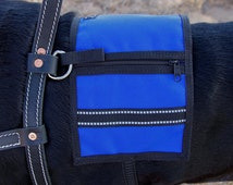 Mobility Harness Vest - Service Dog Harness Vest - made to fit onto a Harness - Guide / Mobility / Assistance or similar type Harness