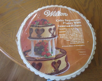 Items Similar To 1970 Wilton Cake Decorating Book The