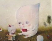 Birthday party 11/20 - gicllee limited edition