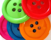 Buttons x5 BRIGHTS for a GIANT 3.5inch 85mm or choose your own 5