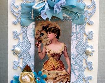 Card Handmade Greeting Card